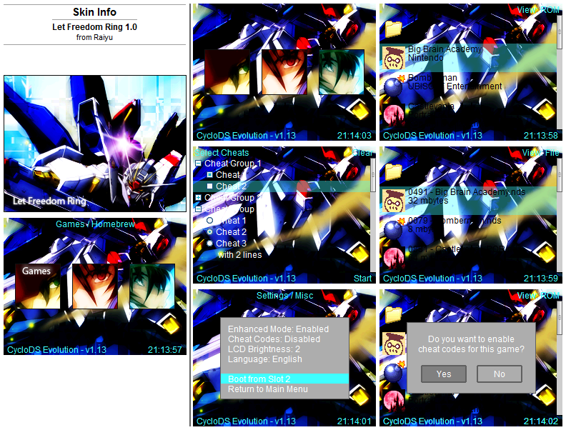 Thumbnail 1 for Let Freedom Ring - Gundam SEED Destiny